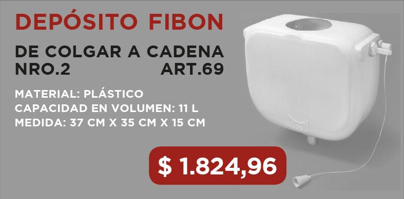 Deposito Fibon Para Colgar A Cadena Nro.2 69