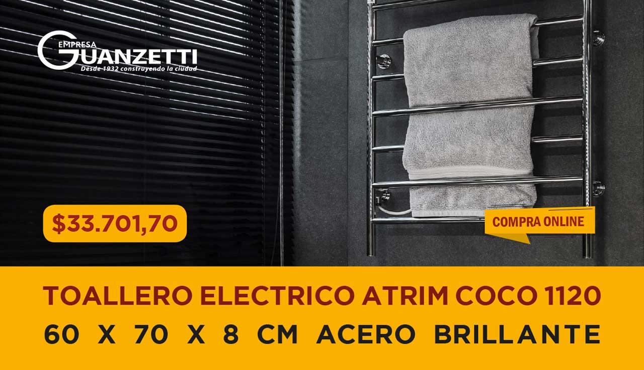 Toallero Electrico Seca Toallas Atrim Coco 1120