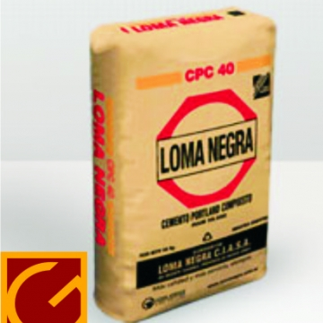 Cemento Loma Negra  50 Kgs.