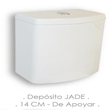 Deposito A Codo Pringles Linea Jade Blanco