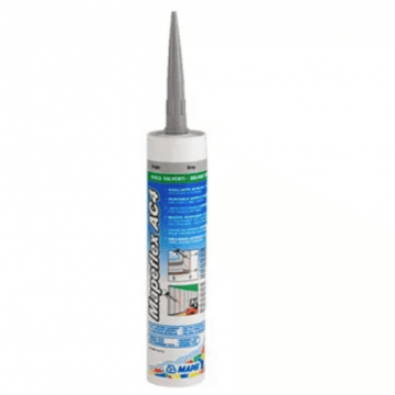 Sellador Mapei Mapeflex Ac4 X 310 Ml Blanco