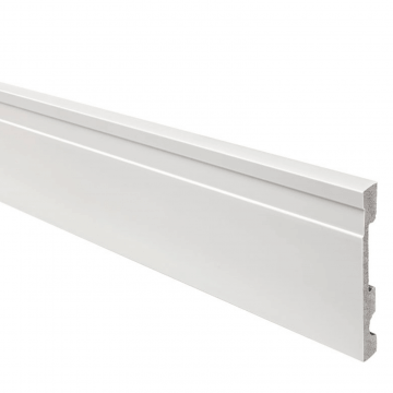 Zocalo Atrim Line 70mm 2330 X 2,5 Mt Blanco