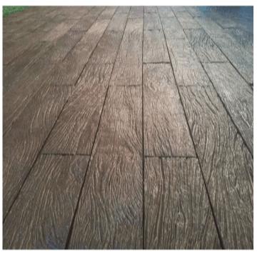 Revestimiento De Cemento Kebracho Habano Cj X 0,36 M2