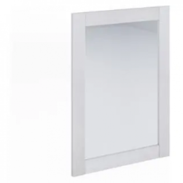 Espejo Schneider Terra Melamina 40 Cm Blanco