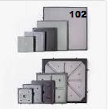 Tapa Camara Fibon Termoplastica C/Marco Ref. 60 X 60 Nº102