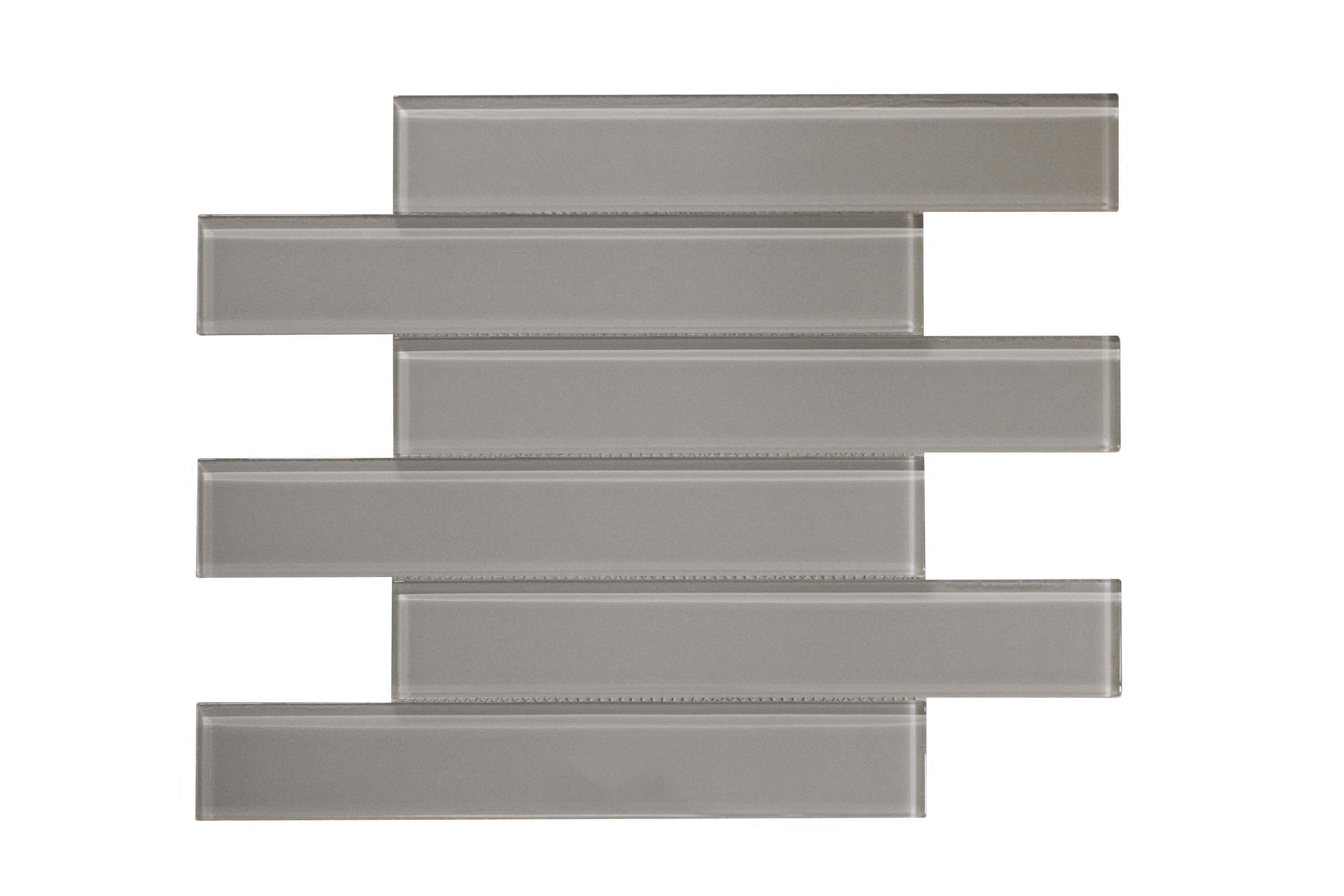 Malla Misiones Glass Brick 1 Grey 6V6112 30 X 30