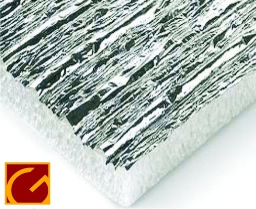 Fieltro Isolant Aluminio 5 Mm X 20 Mts Tba 5