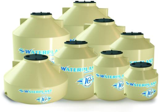 Tanque De Agua Tricapa 400 Lts Waterplast