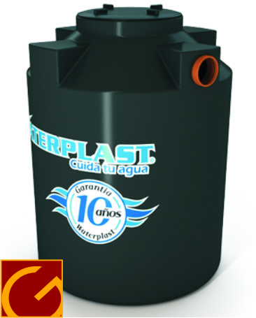 Camara Septica 600 Lts 8 A 12 Personas Waterplast