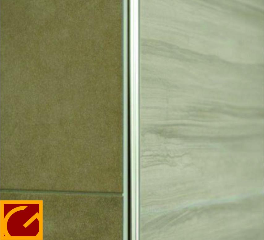 Varilla Aluminio Atrim 1382 0,9 Cm Oro Mate