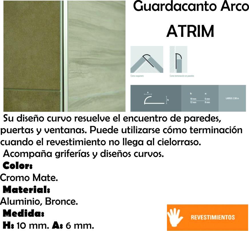 Varilla Aluminio Atrim 1383 0,9 Cm Cr. Mate