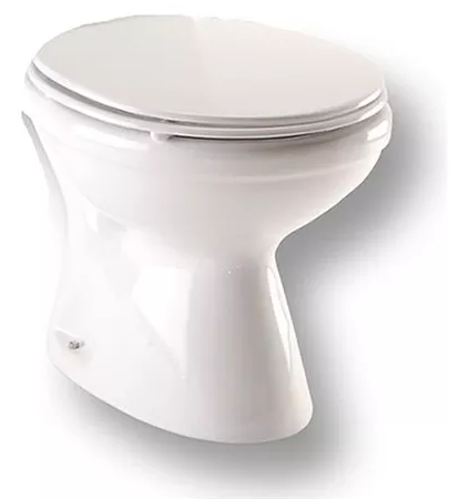 Inodoro Tauro Capea Italiana  Blanco