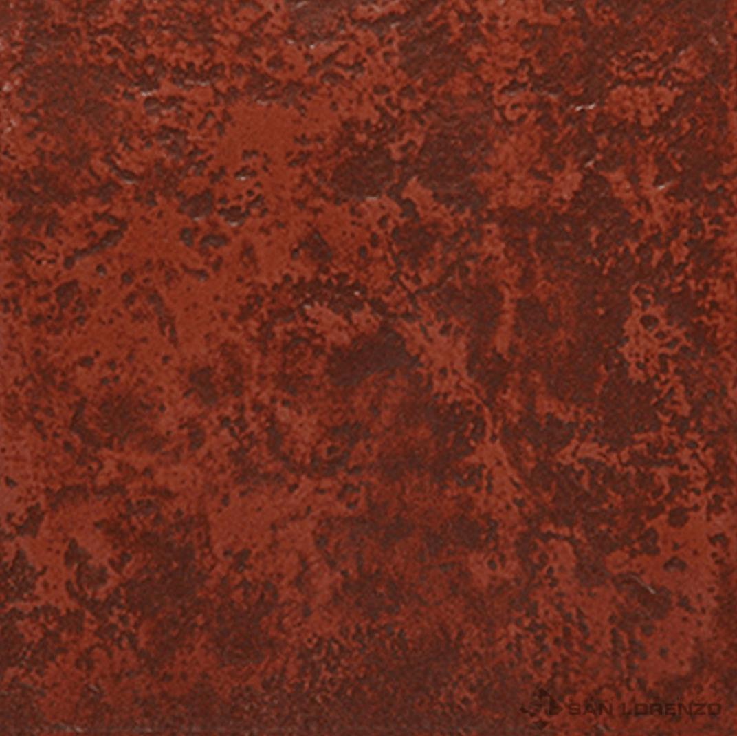 Ceramico San Lorenzo Colonial Rosso 33X33 Cj.1,96 Mt