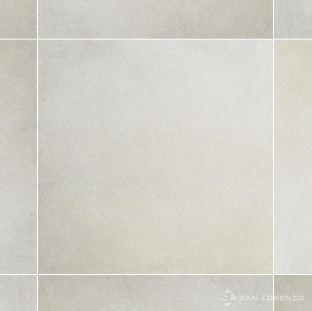 Ceramico San Lorenzo Portland Marfil 45,3X45,3 Cj.2,05 M2