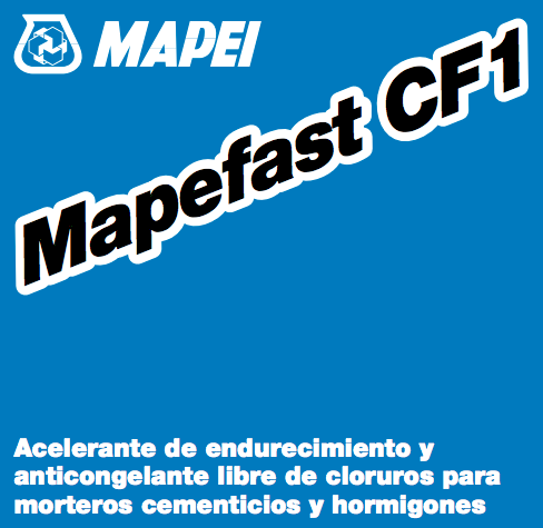 Mapefast Cf1 (Ex Antigelo S) X 6