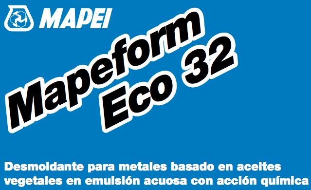 Mapeform Eco 32 Balde X 20 Lts.
