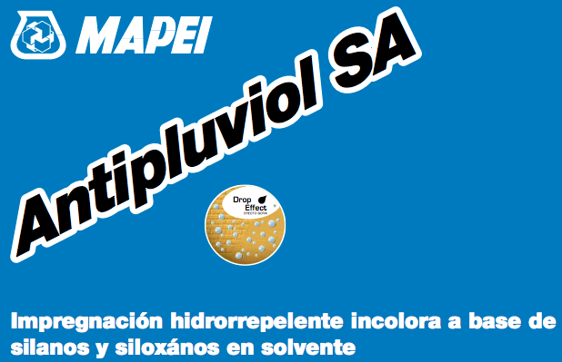 Antipluviol Sa Mapei  X 20 Lts.