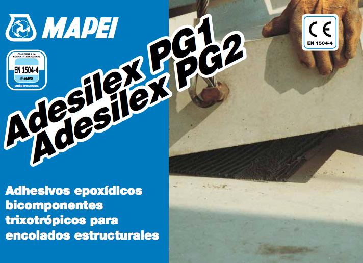 Adesilex Pg1 A + B X 2 Kgs.