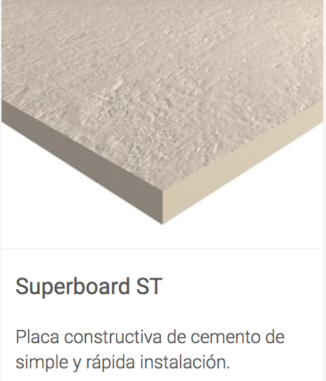 Placa Superboard Eternit 2,40 X 1,20 X 6Mm