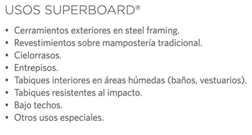 Placa Superboard Eternit 2,40 X 1,20 X 4Mm