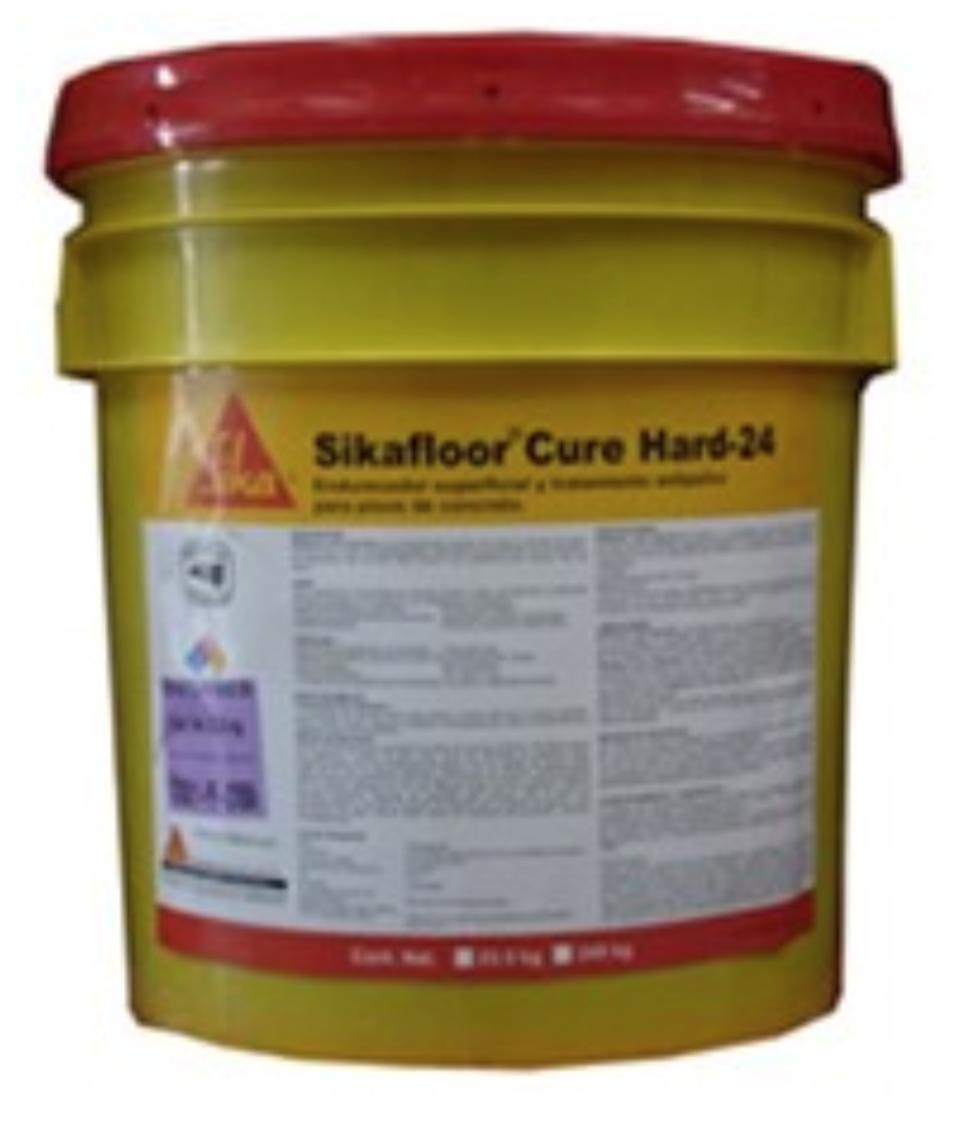 Sikafloor Cure Hard 24 X 20 Lts. Curador Sika