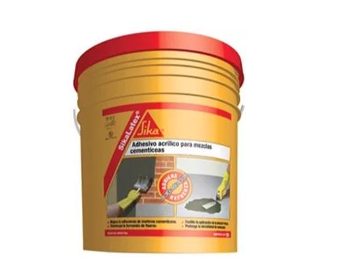 Sika Latex 20 Lts. Emulsiones Ligantes