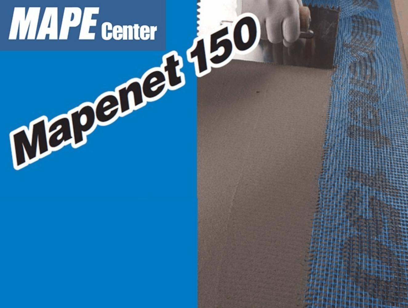 Rollo Mapei Mapenet 150 X 50 Mt2