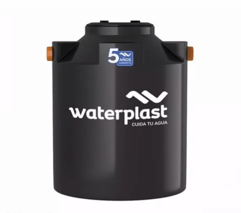 Tanque Biodigestor 3000 Lts Waterplast