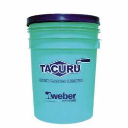 Tacuru Weber  X 10 Lts.
