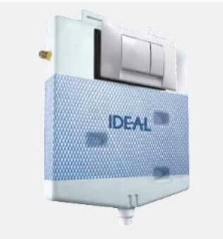 Deposito Embutir Ideal Suma Con Descarga Dual 81000