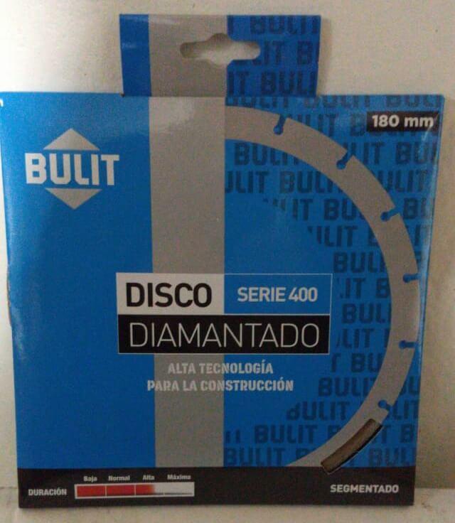 Disco Diamantado Erpa S 400 180 Mm Segmentado