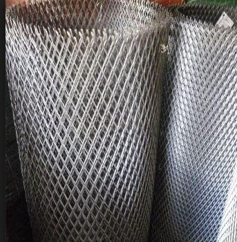 Metal Desplegado Reforzado 0.75 X 2 Mts. Nro 6 - 2040