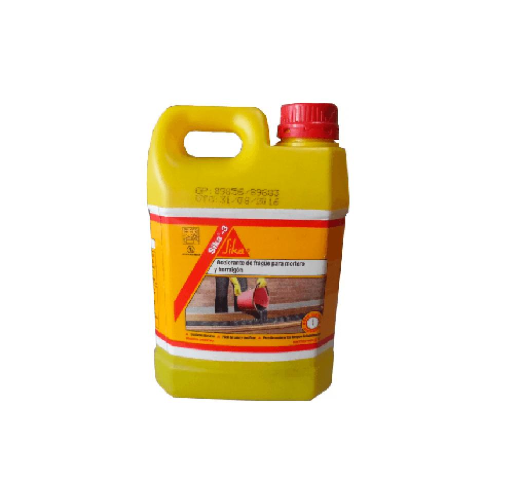 Sika 3 Bidon X 6 Kgs Acelerante Frague
