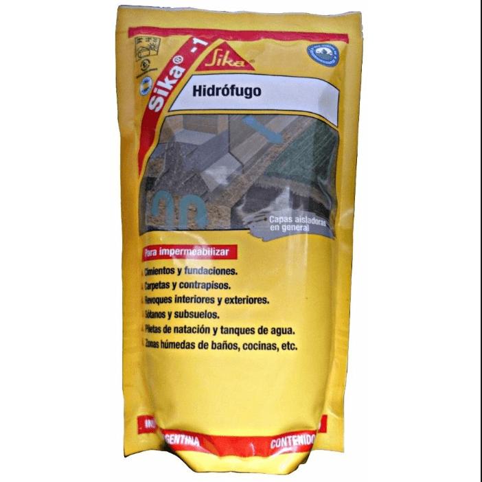 Hidrofugo Sika 1 X 1 Litro Sachet