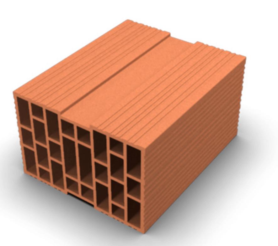 Ladrillo Huevo Doble Muro 27X18X33 Pallet (54)