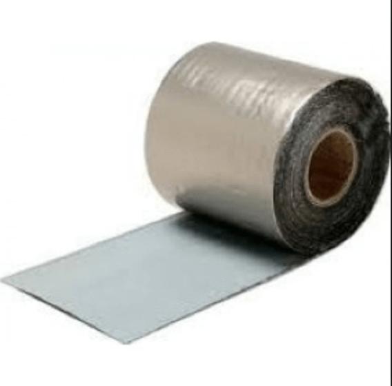 Membrana Autoadhesiva Con Aluminio 0.25 X Ml
