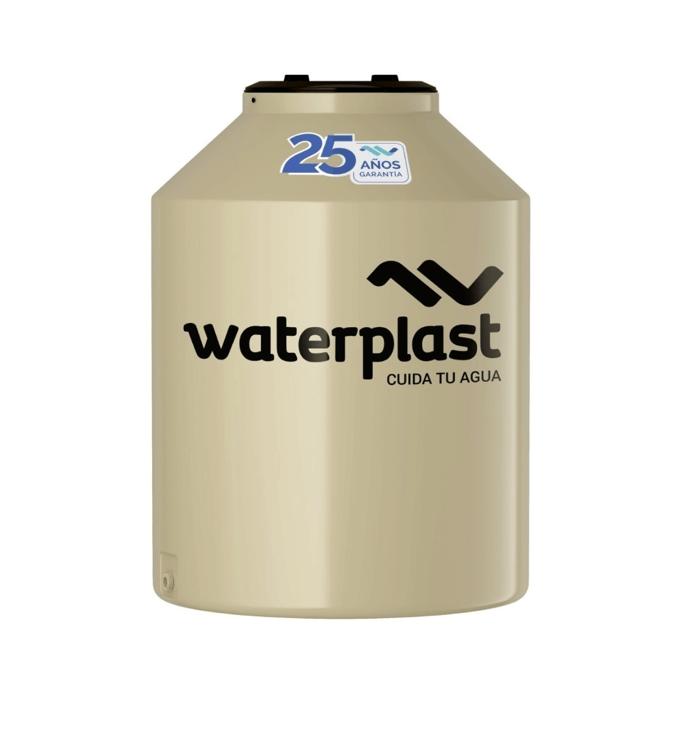 Tanque De Agua 3000 Lts Tricapa Waterplast