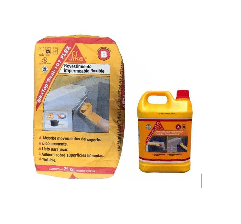 Sikatop Seal 107 Flex X 25 Kgs.