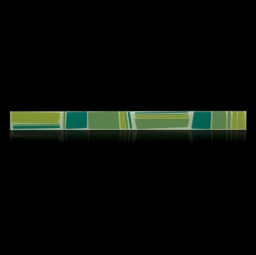 Guarda Bizantina Mondrian 5 X 60 Verde