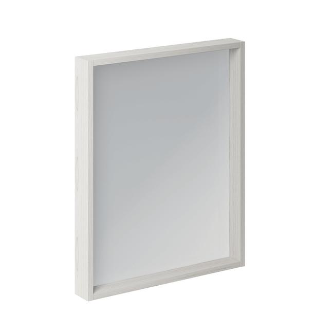 Espejo Schneider Aqua 60 Cm Blanco Texturado