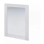 Espejo Schneider Marco 70 Cm Blanco Texturado