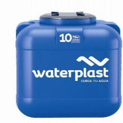 Tanque Cisterna Waterplast Modular 1000 L 106X406X106 Tm1000