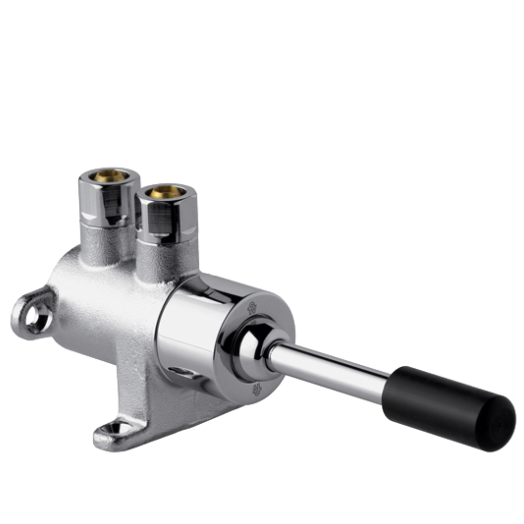 Pressmatic Fv Valvula Pedal Automatica 347A CR para piso