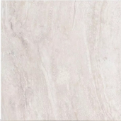 Porcelanato esmaltado Pulido San Lorenzo Travertino 57.7X57.7 CJ 1.33 Blanco