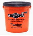 Ceresita Weber x 4kg 96-0304
