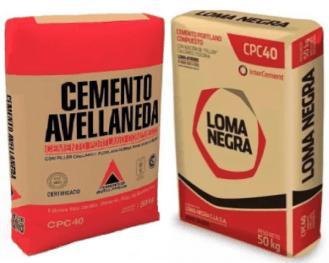 Cemento Portland bolsa de 50 Kgs.