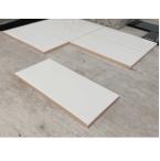 Brick Ceramico Recto 7.5X15 X Cj.1.37M2 Subway Blanco Bizantina