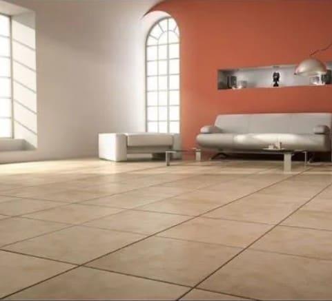 Ceramico Cortines Ciment 2DA Arena  40X40 Cj 1,76 Mt