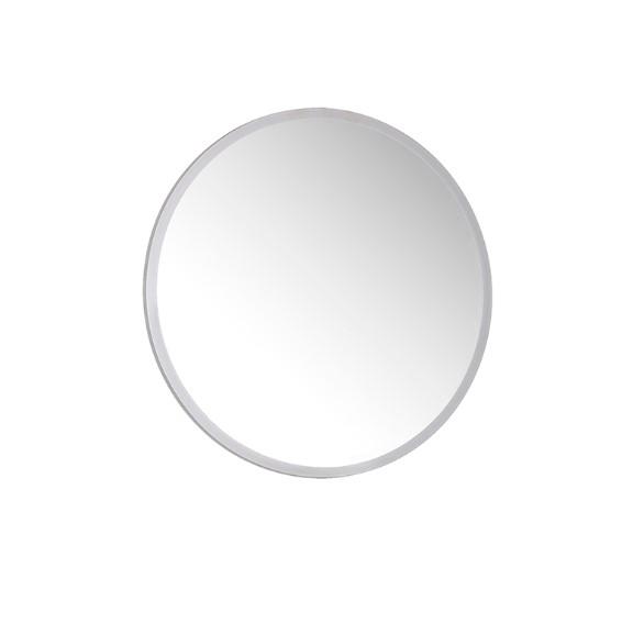 Espejo Itar Vetro  Aluminio  50cm