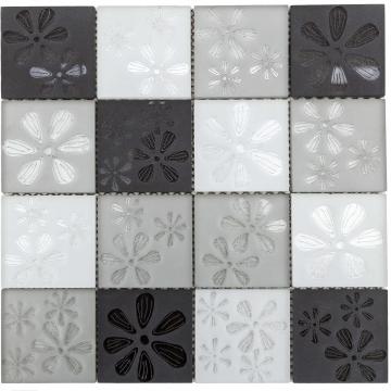 Malla Misiones Blumen Grey Dark Vv5205 30 X 30